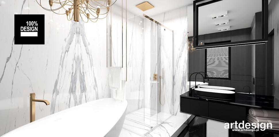 projekt łazienki inspiracja