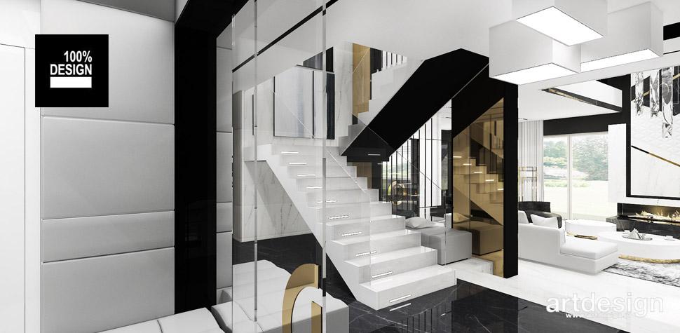 projektowanie wnętrz schody