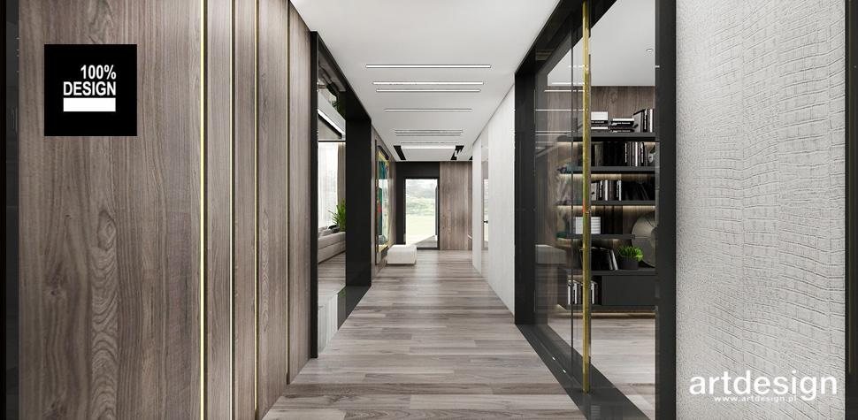 kompleksowy projekt wnętrz domu