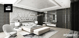 piekna eksluzywna sypialnia