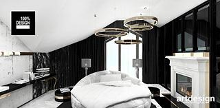 projekty sypialnia aranzacja