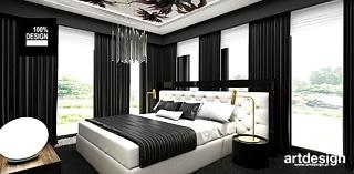 zmyslowa sypialnia projekt