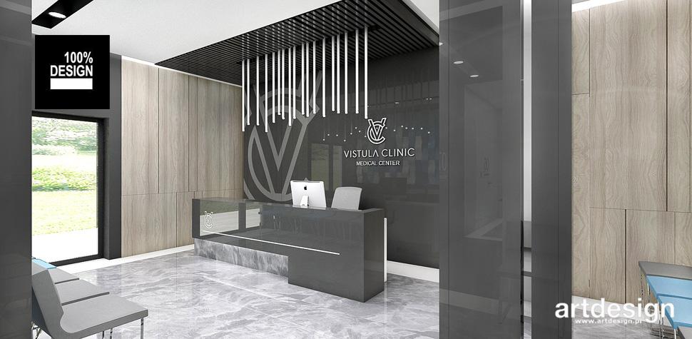 aranżacje klinika medycyny estetycznej