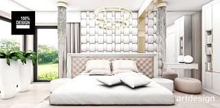 sypialnia przytulne wnetrza aranzacje