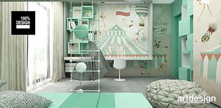 projektowanie wnetrz pokoje dzieci