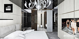 projekty wnetrz sypialni design