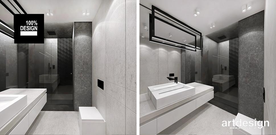 projekt jak urządzić łazienkę