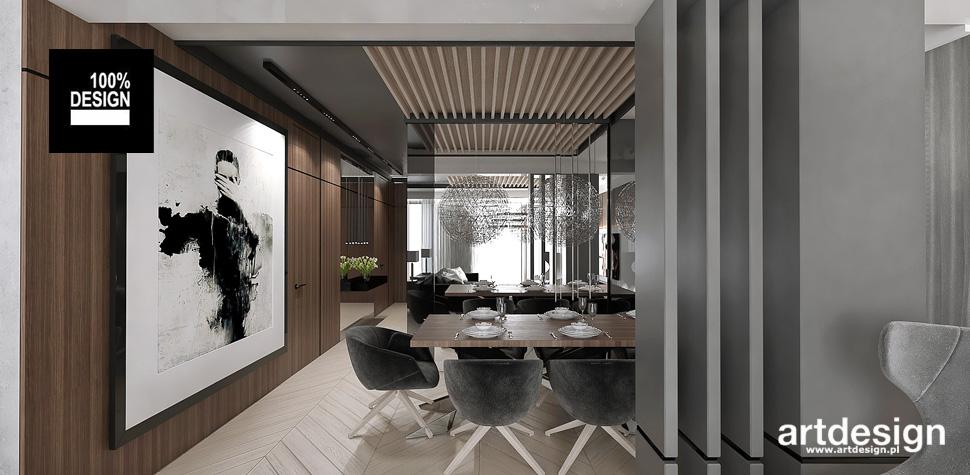 architektura wnętrz projekty mieszkań