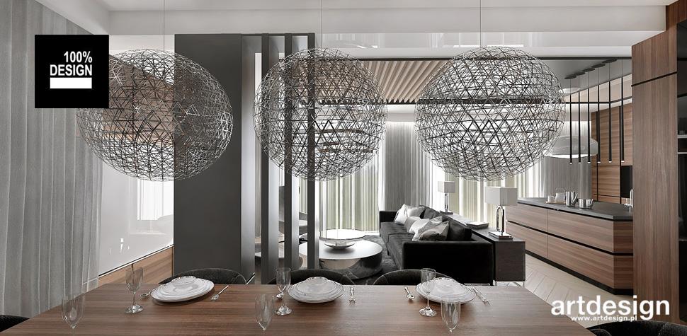 oryginalne wnętrze designer architekt