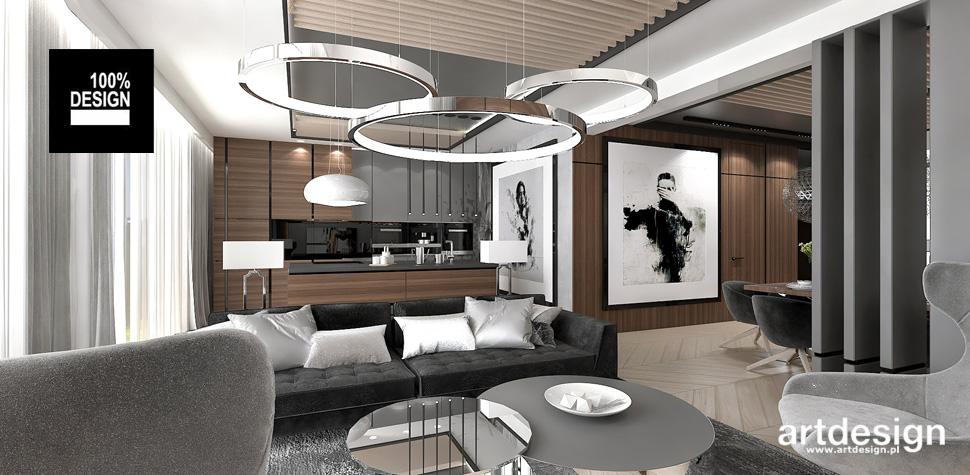 salon z kuchnią artdesign