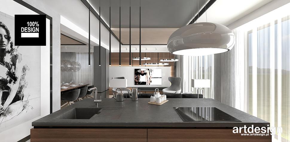 wnętrze apartamentu design aranżacja