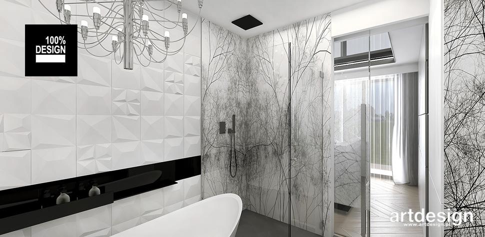 projekt pięknej łazienki