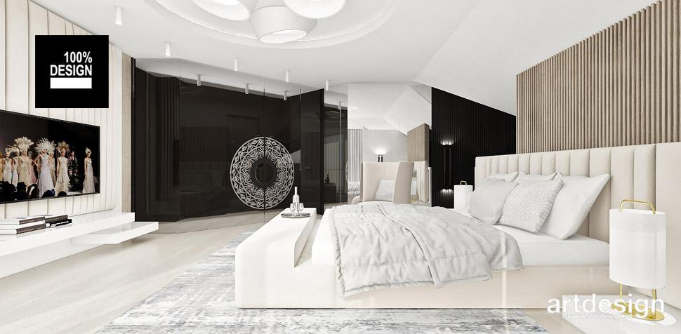 projekt sypialni artdesign