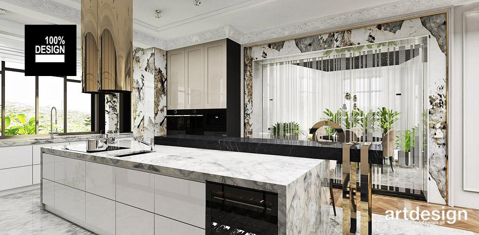 projekty kuchni domu