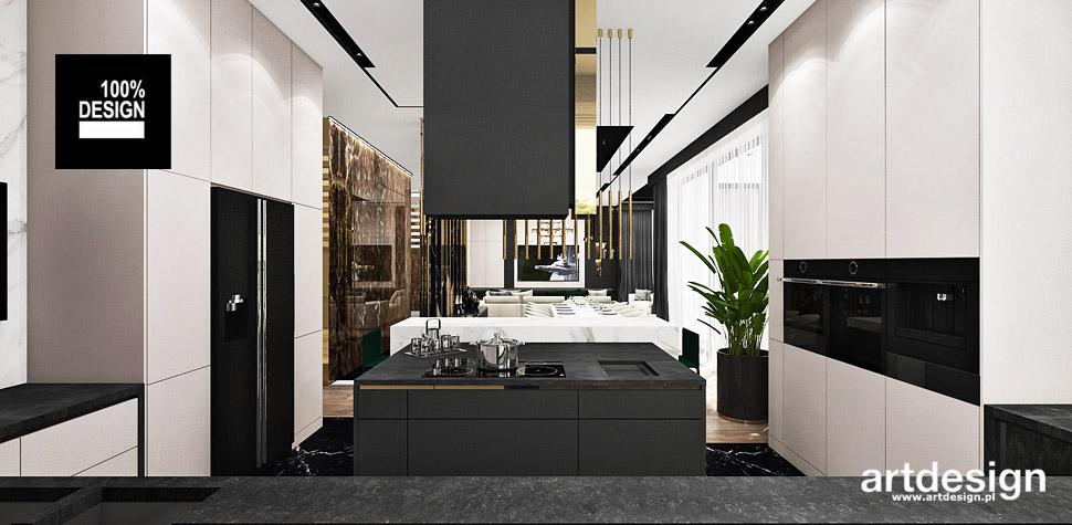 projektant wnętrz kuchnia wnętrze