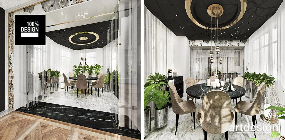 projektowanie jadalnia wnętrza