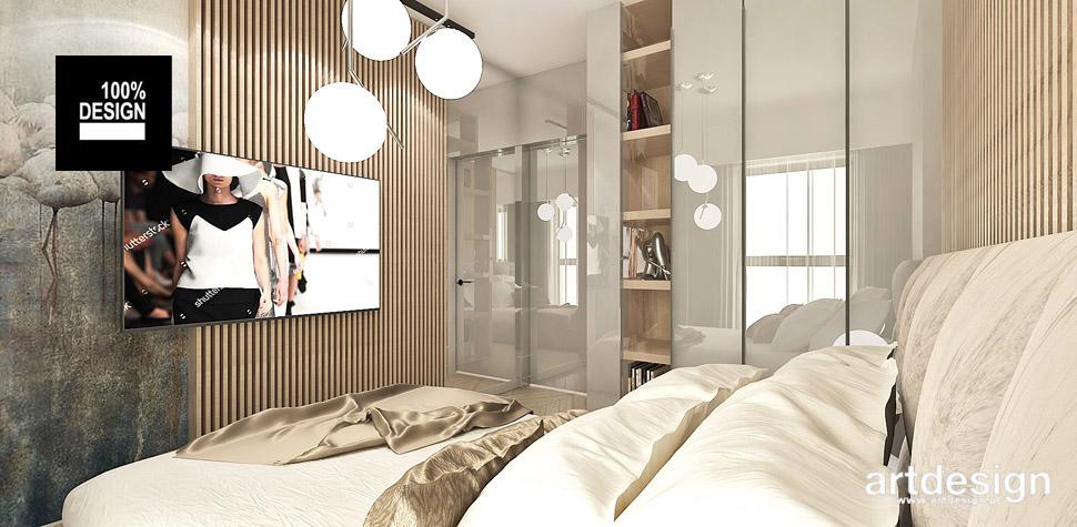wygodna sypialnia jak urządzić