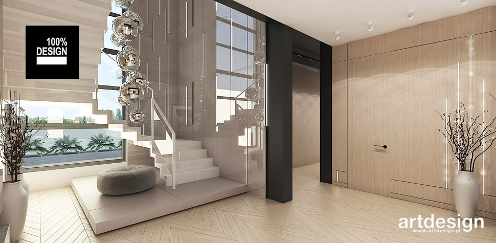 nowoczesne schody projektowanie