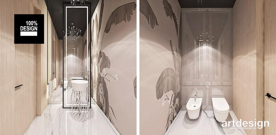 projekty wnętrz łazienka