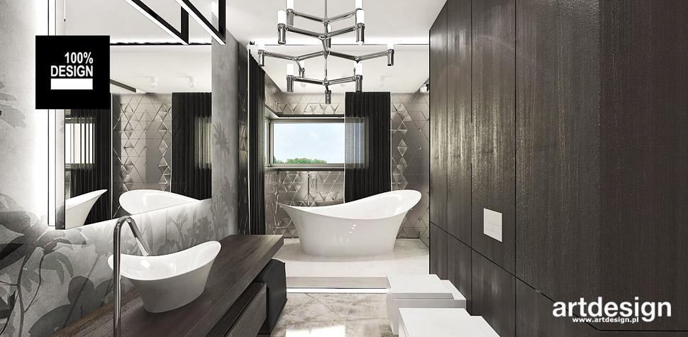 aranżacja łazienek wnetrza