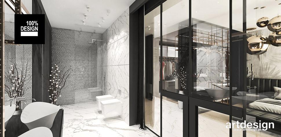 trendy w projektowaniu wnętrz łazienek