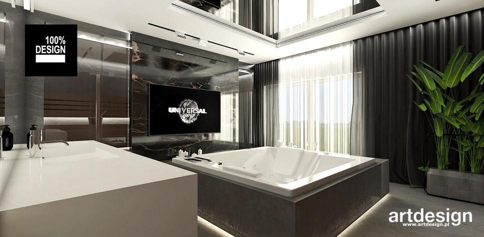 projektowanie luksusowych łazienek