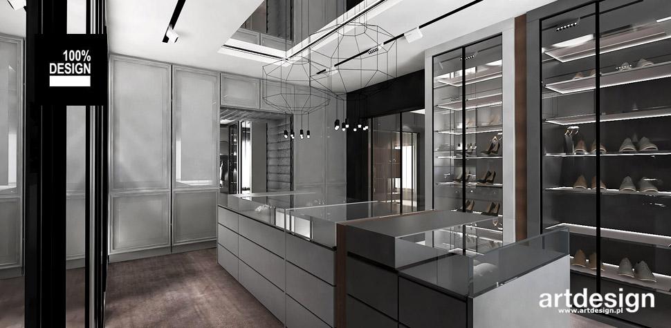 luksusowy dom projektant wnętrz