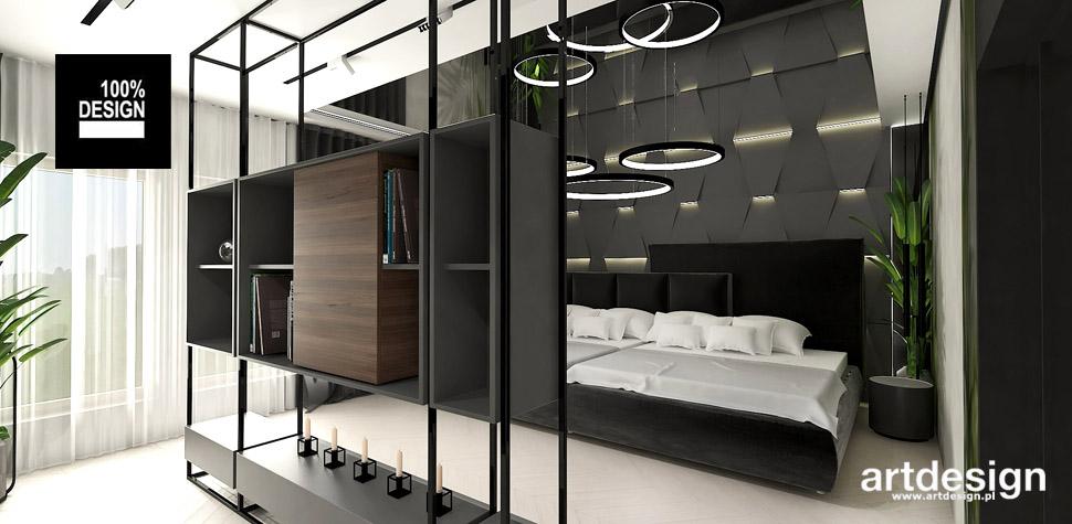 projektowanie sypialni inspiracje