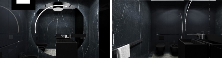 projektowanie łazienek trendy design