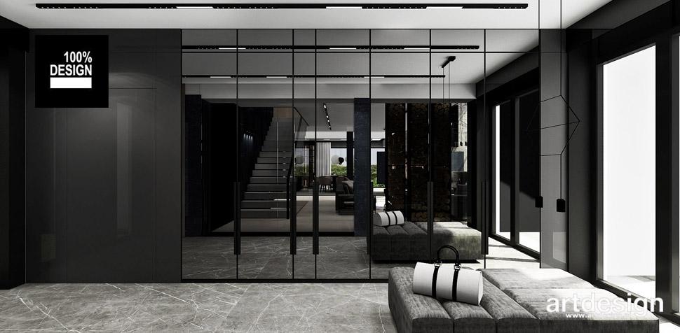 eleganckie wnętrze z charakterem