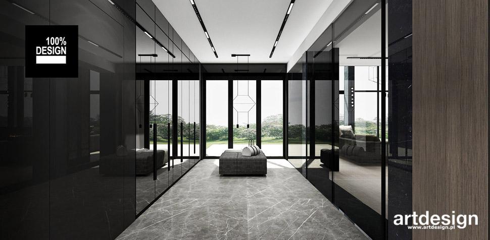 eleganckie wnętrza luksusowy dom