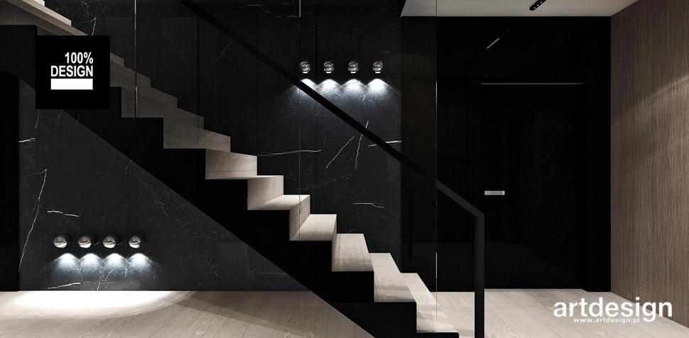 projekty schodów aranżacje wnętrz