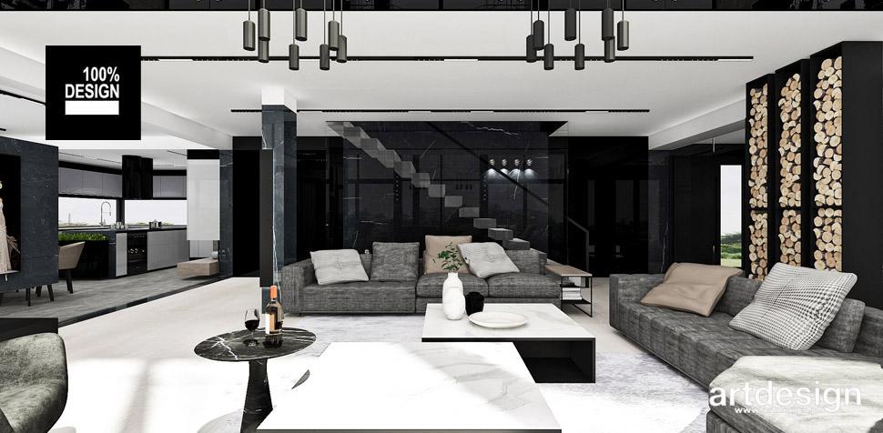 aranżacja salonu livingroom design