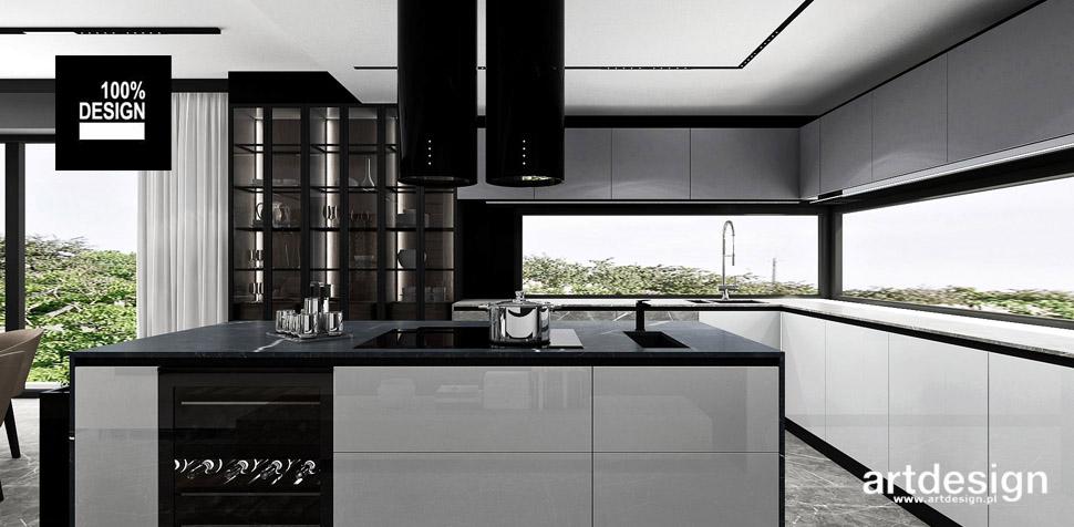 jak zaprojektować elegancką kuchnię