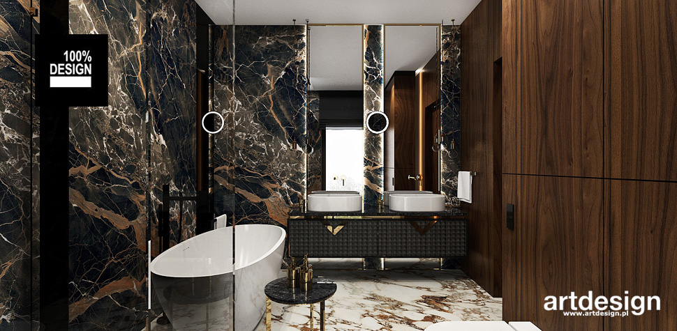 luksusowa łazienka pokój kąpielowy