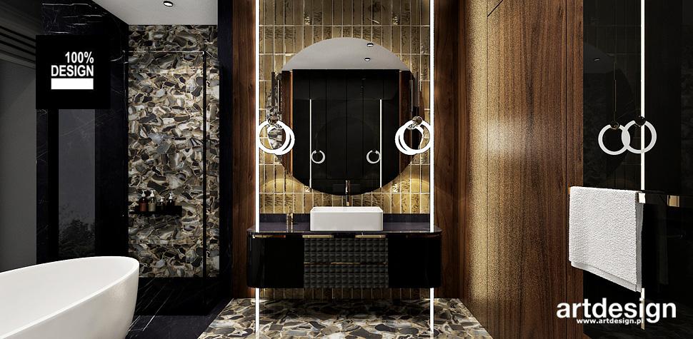 wymarzona łazienka wnętrze projekt