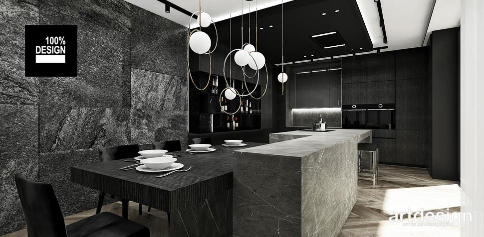 projekt kuchni aranżacje artdesign