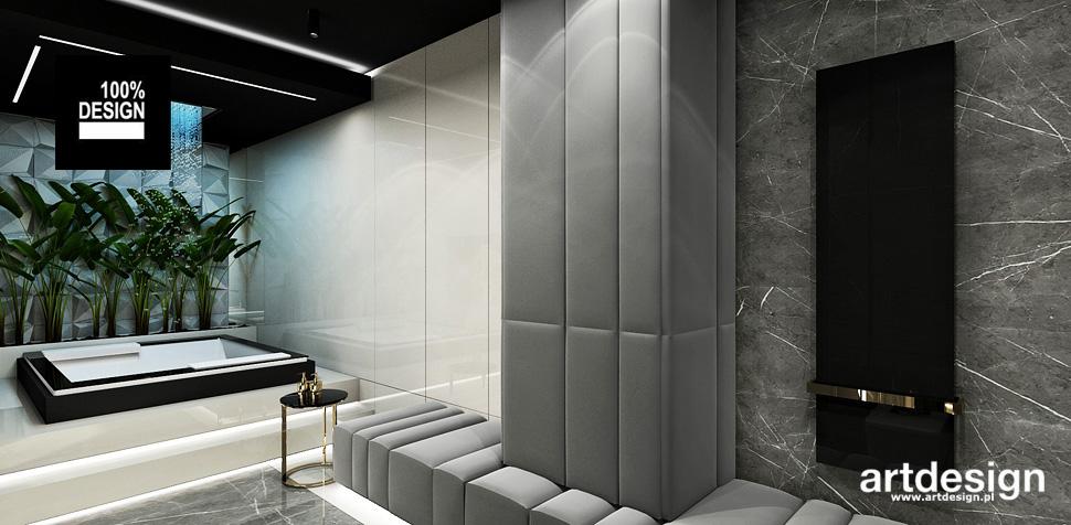 pokój kąpielowy aranżacja artdesign