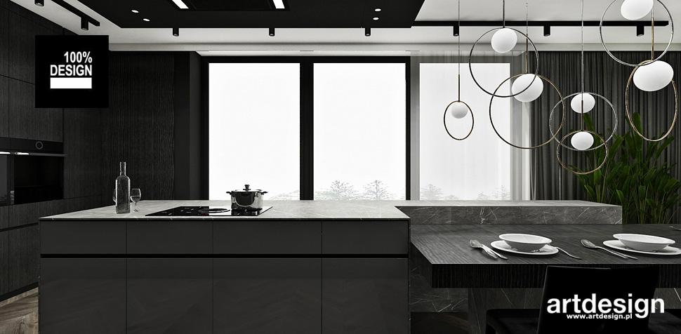 wyspa kuchenna pomysł na wnętrze