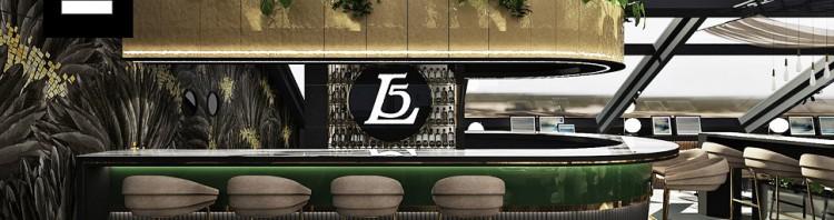 restauracja projekt wnętrza aranżacje