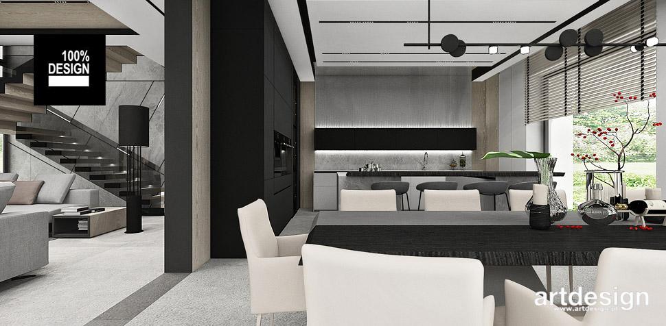 wnętrza kuchni projekt