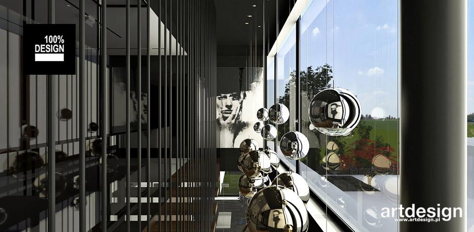 architektura wnętrz nowoczesne domy