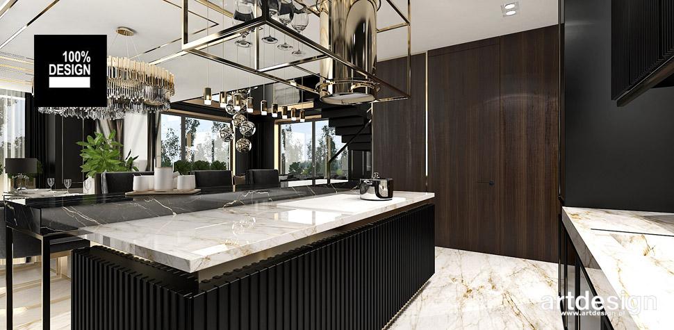 projektowanie wnętrz kuchni