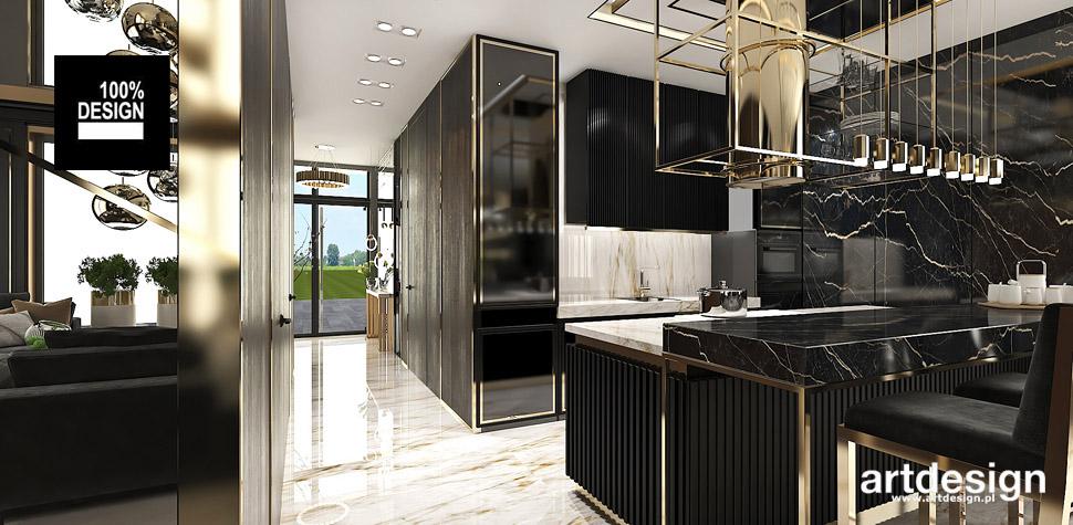 projektant kuchnia wnętrza dom