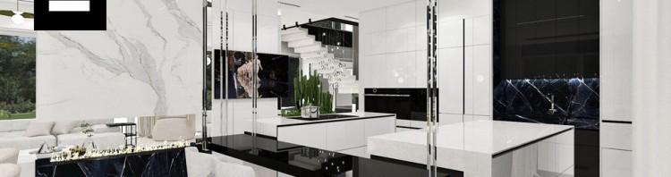 luksusowa kuchnia nowoczesna