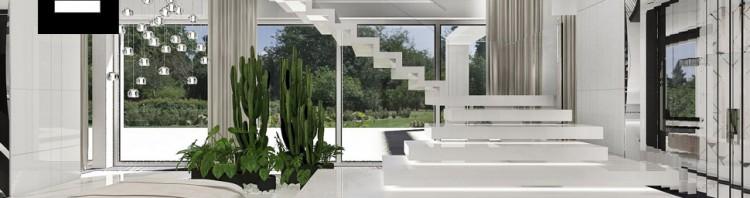 reprezentacyjne schody projekt artdesign