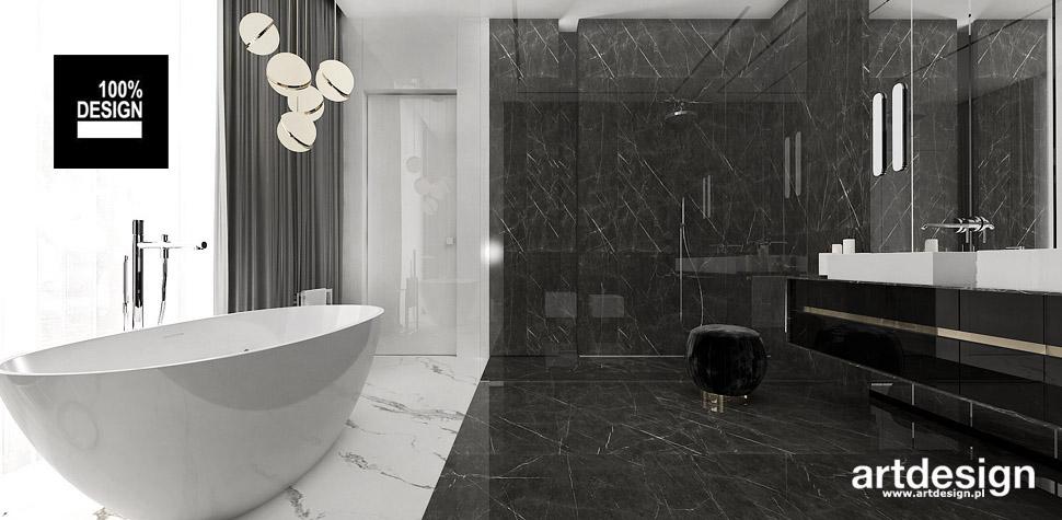 aranżacje łazienki projekt