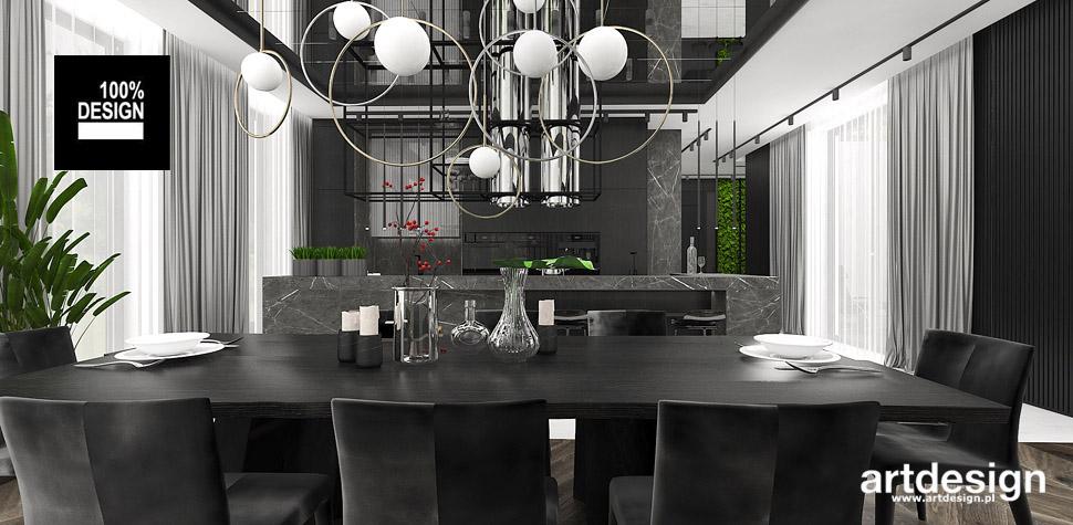 projektowanie kuchni jadalni wnętrz