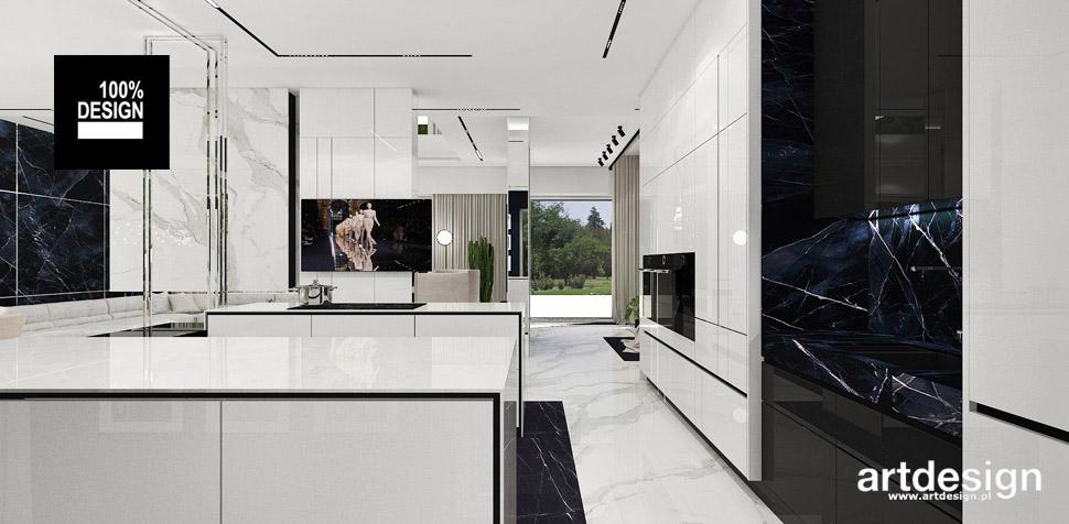 nowoczesna kuchnia najlepsze projekty