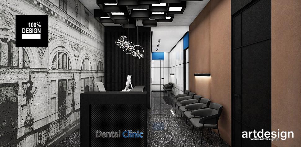 aranżacja klinika stomatologiczna
